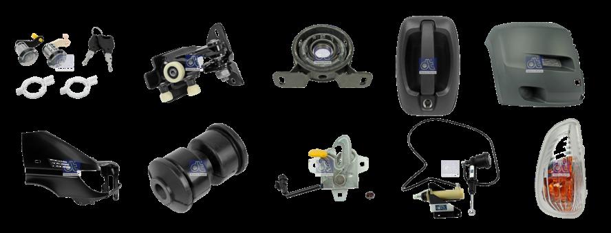 Pièces de carrosserie VUL DT Spare Parts