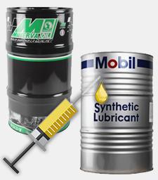 Vidange lubrifiant huile moteur mobil 1 minerva