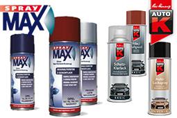 Carrosserie Spray max spot repâir