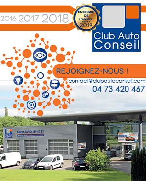 Club Auto Conseil réseau de garages