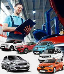 Guides d'entretien véhicules récents