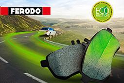 FERODO PLAQUETTES ECO-FRICTION